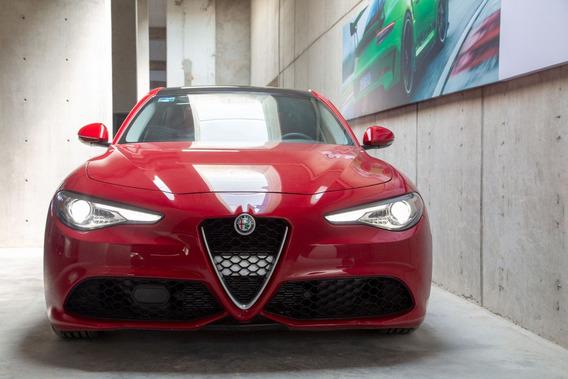 Alfa Romeo Giulia 2.0 Ti At 2017