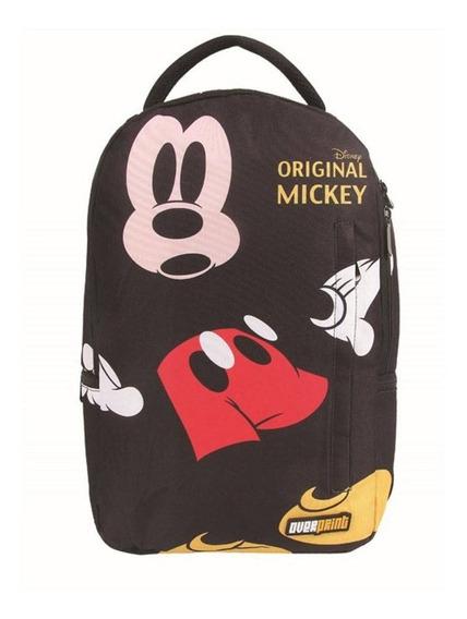 Mochila Dermiwil Mickey Mouse Feminino Escolar Original