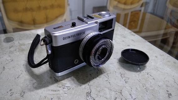 Olympus Trip 35 - Fixa (d Zuiko F2.28 - 40mm)