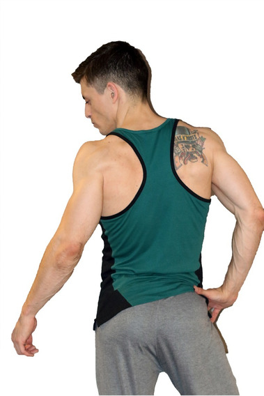 Musculosa +gym+ Fit+ Hombre+ Envíos Art 7210
