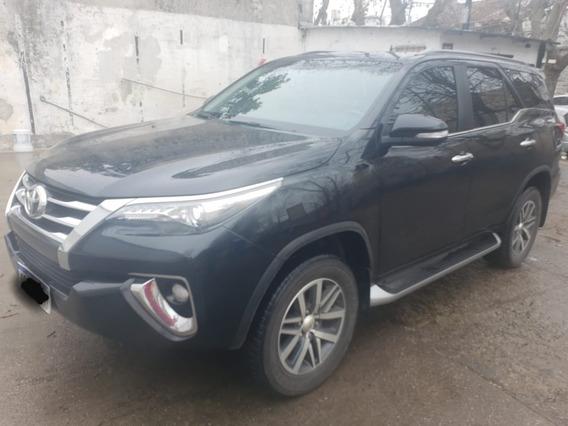 Toyota Hilux Sw4 Srx At 2017