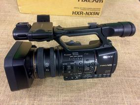 Filmadora Sony Nx5n - Novíssima