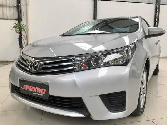 Toyota Corolla 2017 1.8 16v Gli Flex Automatico