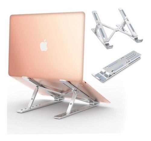 Soporte Notebook Aluminio Portátil Para Mac Y Otros