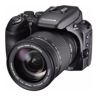 Cámara Fujifilm S200exr Zoom 14x, Sensor Súper Ccd