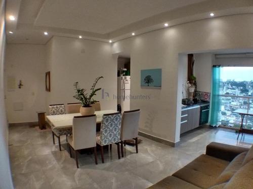 Apartamento Com 2 Dormitórios À Venda, 80 M² Por R$ 850.000,00 - Cambuí - Campinas/sp - Ap3973
