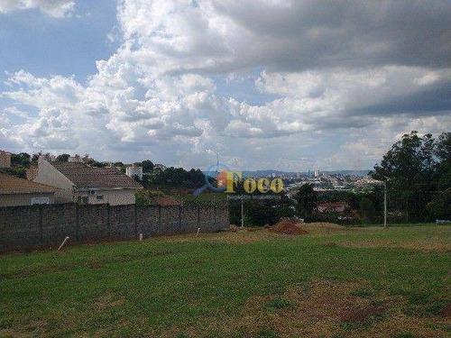 Imagem 1 de 6 de Terreno À Venda, 384 M² Por R$ 207.000,00 - Condomínio Terras Da Fazenda - Itatiba/sp - Te0647