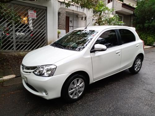 Toyota Etios 2017 1.5 16v Xls Aut. 4p