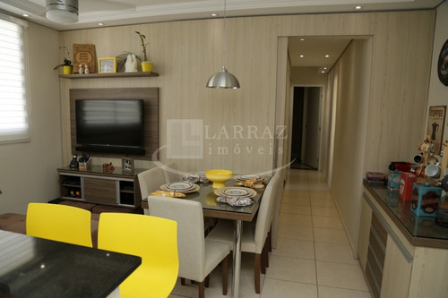 Apartamento Para Venda No Manoel Penna, Cond. Romanetto, 2 Dormitorios Em 47 M2. Portaria 24h E Lazer No Condominio - Ap02688 - 69454153