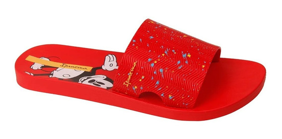 Chinelo Ipanema Slide Disney Minnie 26425