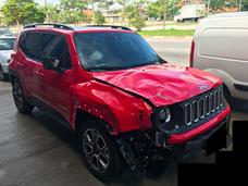 Sucatas E Batidos Jeep Renegade 2016