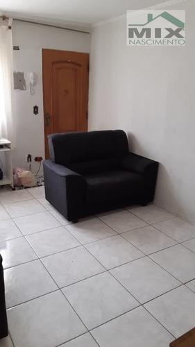 Apartamento Em Taboão - São Bernardo Do Campo, Sp - 3027