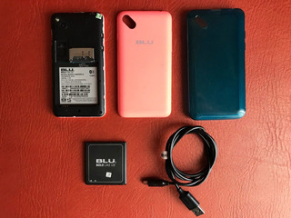 Celular Blu Bold Advance 4.0 L Dual Sim