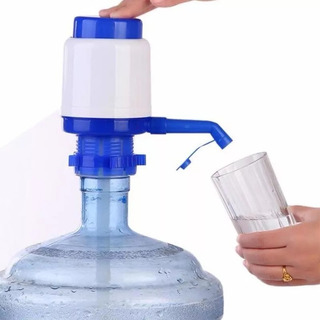 Dispensador Manual De Agua Botellón Válvula Bomba Rf 251