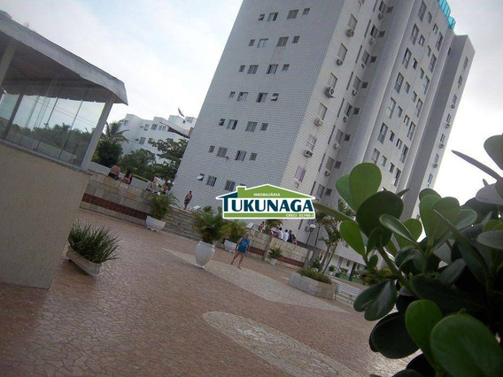 Apartamento À Venda Guarujá, Balneário Cidade Atlântica, Guarujá. - Ap1930