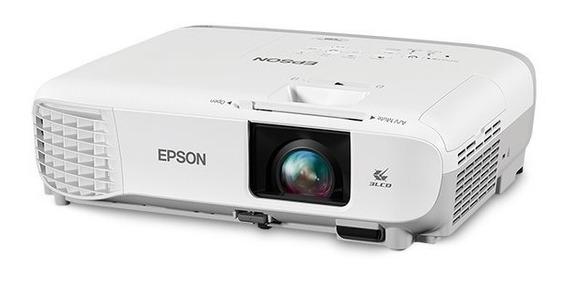 Projetor Epson Powerlite S39 Svga 3lcd - Wireless