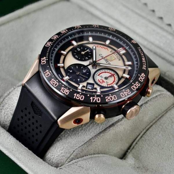 Reloj Tag Heuer Senna Carrera