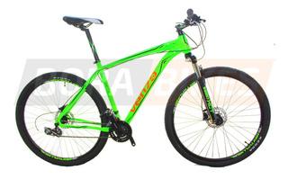Bicicleta Venzo Eolo 29 24v Freno Mecanicos Cuota S/ Interes
