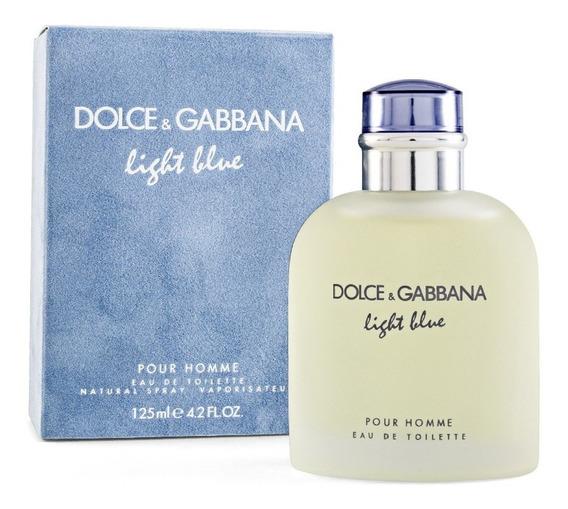Light Blue Pour Homme De Dolce And Gabbana Eau De Toilette 1