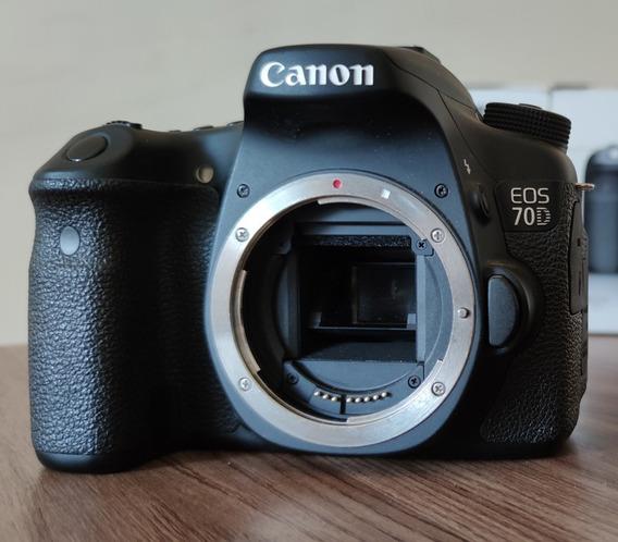 Canon Eos 70d (usada)