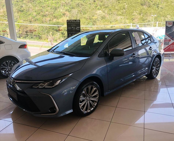 Corolla 2.0 Vvt-ie Flex Xei Direct Shift