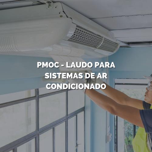 Pmoc (ar Condicionado) - Laudo Técnico E Art - Eng. Mecânico