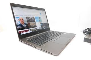 Laptop Hp Zbook 14u G5 Core I7, 16gb Ram, 512gb Ssd