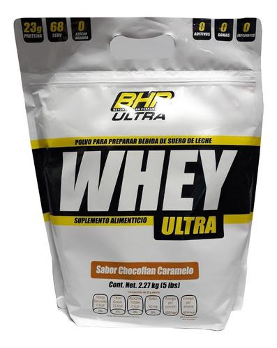 Proteína Bhp Ultra Whey 5 Libras Varios Sabores Envío Full