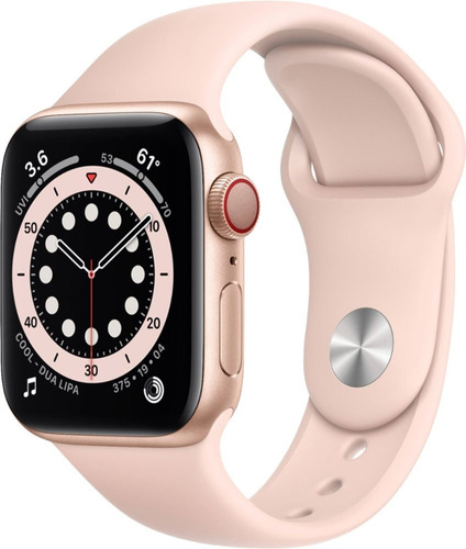 Apple Watch Series 6 40mm + Cellular - Masplay
