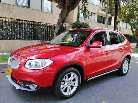 Brilliance V5 1.5turbo, Mt, Techo, 6 Airbags, Full
