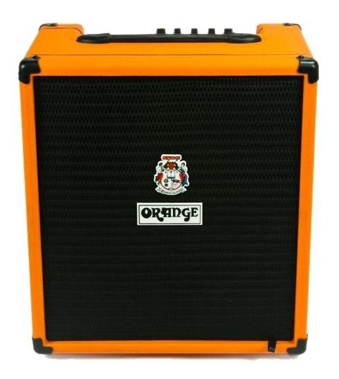 Amplificador Para Bajo Orange Crush Pix 50w Bxt