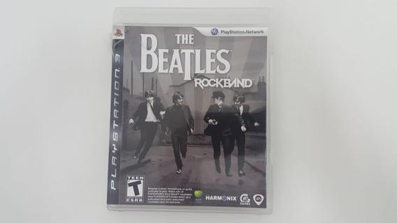 The Beatles Rock Band - Ps3 - Original
