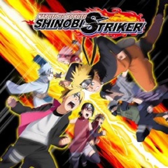 Naruto To Boruto Shinobi Striker Play 4 I Digital I