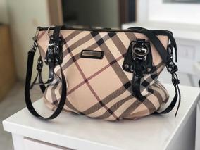 be305a6bb Burberry Bolso Bolsa Buen Estado No Gucci Chanel Zara Choo