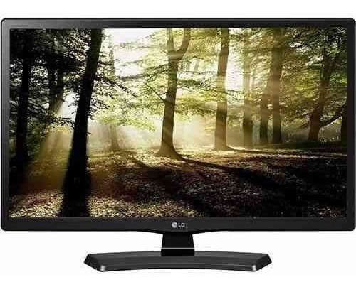 Tv Monitor Lg 23,6 Led 24mt48df Conversor Digital / Hdmi -