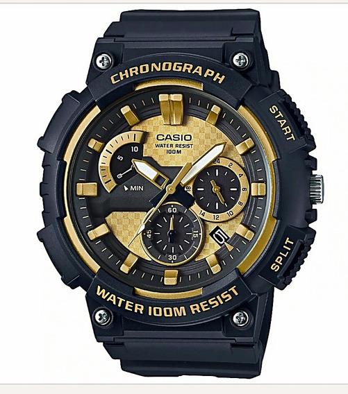 Reloj Casio Cronografo Mcw_200h 9av