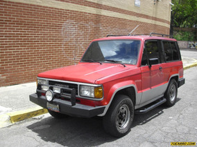Isuzu Trooper S 4x4 - Sincronico