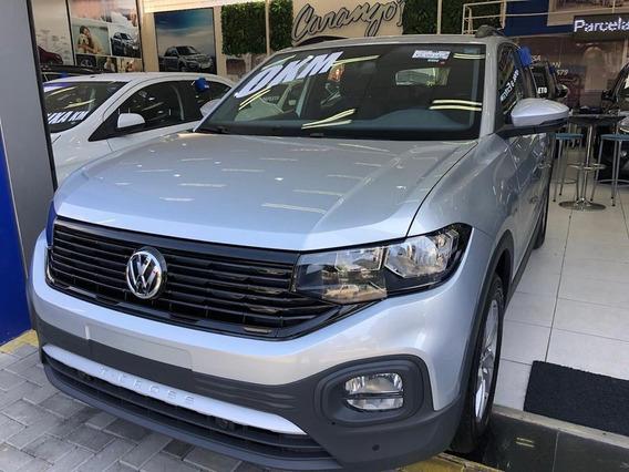Volkswagen T-cross 1.0 Tsi Flex 12v 5p Aut. 2020/2020