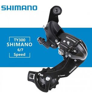 Cambio Shimano Tourney Ty300 6/7 Velocidades