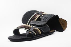 4 Chinelo Masculino Papete Sandália Sortidos - Escolha