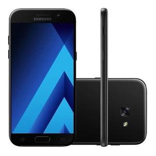 Samsung Galaxy A5 2017 Preto 64gb Câm 16mp (leia O Anúncio)