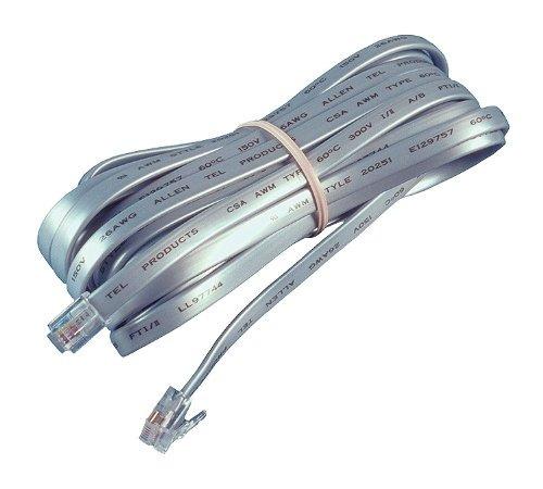 Cable De Allen Tel At607 Completa Línea Modular Con Completa