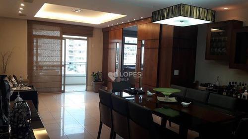 Apartamento Com 4 Quartos, 150 M² Por R$ 1.380.000,00 - Icaraí - Niterói/rj - Ap41627