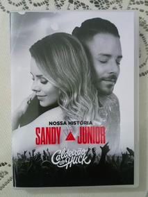 Dvd - Sandy & Junior - Caldeirão Do Huck 2019