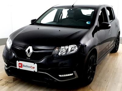 Renault Sandero Sport Rs 2.0 Hi-power 16v 5p - Preto 201...