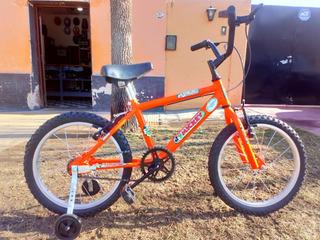 Bicicleta Rodado 16 Varón La Más Bonita Del Mercado Envío Gr