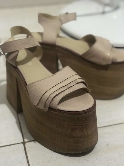 Zapatos Vajari Color Nude