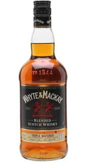 Whisky Whyte & Mackay Glascow Triple Envio Gratis Caba