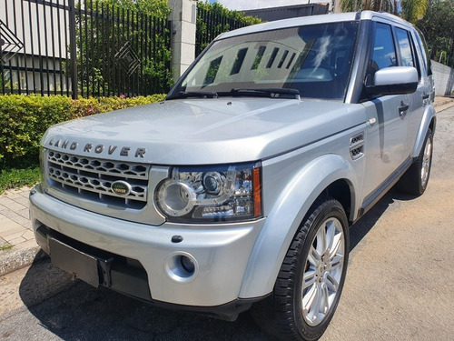 Land Rover Discovery 4 Hse 4x4 3.0 Turbo V6 36v, Classea