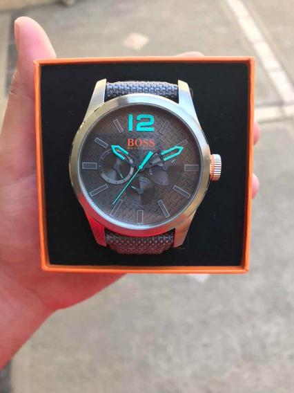 Reloj Hugo Boss Nuevo En Caja